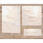 """Hochzeitseinladungen """"Strand"""" - Mögliches Kartenzubehör"""