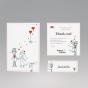 """Lustige Hochzeitskarten """"Brautpaar"""" - weitere Karten aus diesem Set"""