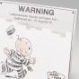 """Lustige Babykarte """"Gauner"""" - Detailansicht"""