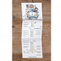 Lustige Hochzeitseinladungen - Gestaltungsbeispiel Karteninnenseiten