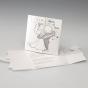 Lustige Hochzeitskarten - Gestaltungsbeispiel