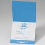 """Babykarten """"VIP"""" - Gestaltungsbeispiel Karteninnenseiten"""