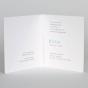 """Moderne Geburtskarten """"Holzapplikation"""" - Gestaltungsbeispiel Karteninnenseiten"""