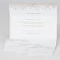 """Moderne Hochzeitseinladung """"Altrosa"""" - Gestaltungsbeispiel Karteninnenseiten"""