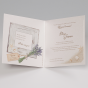 """Moderne Hochzeitseinladungen """"Strand"""" - Gestaltungsbeispiel Karteninnenseiten"""