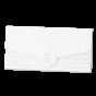 Moderne Hochzeitskarten im angesagten Taschenlook mit edler Goldfolienprägung