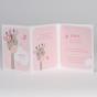 """Niedliche Babykarten """"Giraffe"""" - Gestaltungsbeispiel Karteninnenseiten"""