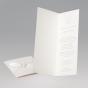 """Romantische Hochzeitskarten """"Herz"""" - Karteninnenansicht"""