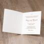 """Romantische Hochzeitseinladungen """"Eule"""" - Gestaltungsbeispiel Karteninnenseiten"""