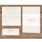 Romantische Hochzeitseinaldungen - Mögliches Kartenzubehör