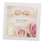 """Romantische Hochzeitskarten """"Rosen"""" mit edler Folienprägung"""