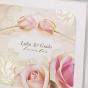 """Romantische Hochzeitskarten Rosen""""  - Detailansicht"""