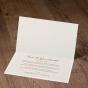 Stilsichere Einladung - Gestaltungsbeispiel