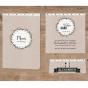 """Tischkarten """"Hochzeit"""""""