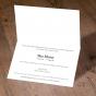 """Stimmungsvolle Trauerkarten """"Boot"""" - Gestaltungsbeispiel Karteninnenseiten"""