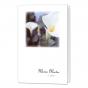 """Stimmungsvolle Trauerkarten """"Calla"""""""