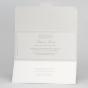 """Moderne Vermählungskarten """"Strand"""" - Gestaltungbeispiel Karteninnenseiten"""