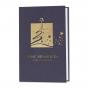 Weihnachtskarten für Firmen mit edler Folienprägung
