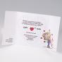 """Witzige Hochzeitseinladungen """"Labyrinth"""" - Gestaltungsbeispiel Karteninnenseiten"""