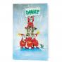 Witzige Weihnachtskarten im modernen Design