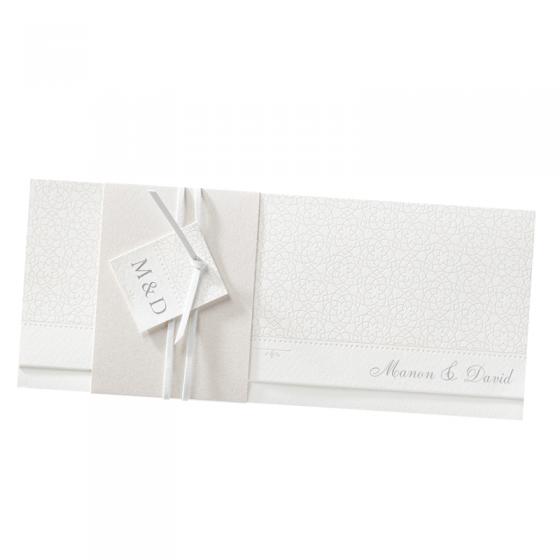 Klassische Hochzeitseinladungen im stilsicheren Design
