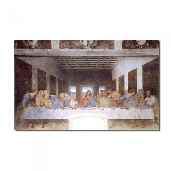 "Kommunionbildchen & Heiligenbildchen ""Leonardo da Vinci"""