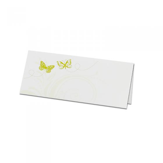 """Tischkarten """"Schmetterlinge"""""""
